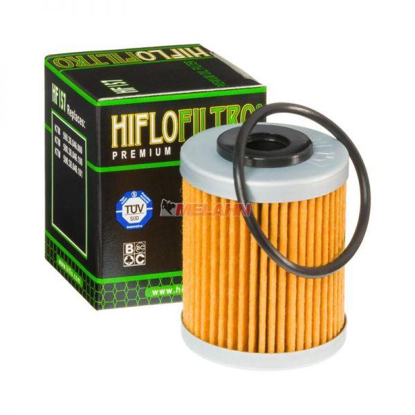 HIFLO Ölfilter HF157 KTM (kurz)
