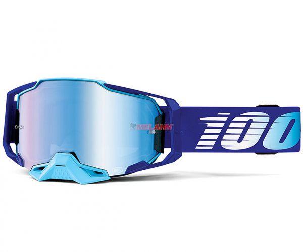 100% Brille: Armega, Royal, blau