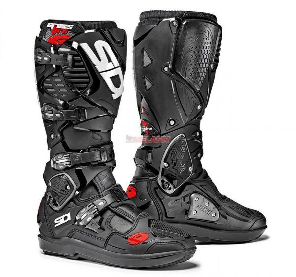 SIDI Stiefel: Crossfire 3 SRS, schwarz