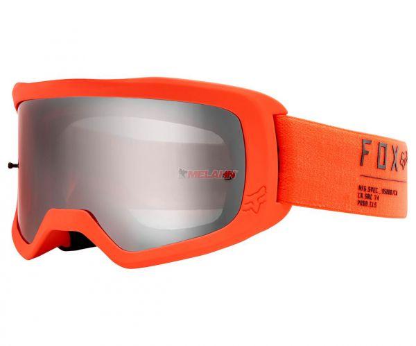 FOX Brille: Main II Gain Spark, orange