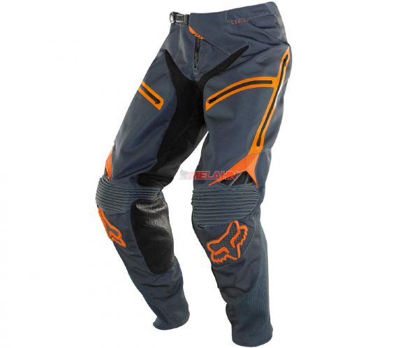 FOX Hose: Legion Offroad, grau/orange