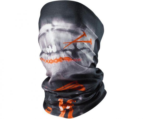 KTM Schal: Allrounder Radical, schwarz/orange