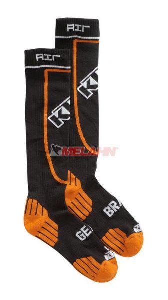 KTM Socke (Paar): Air, orange