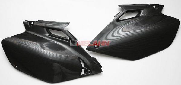 UFO Seitenteile (Paar) YZF 250/450 03-05, schwarz
