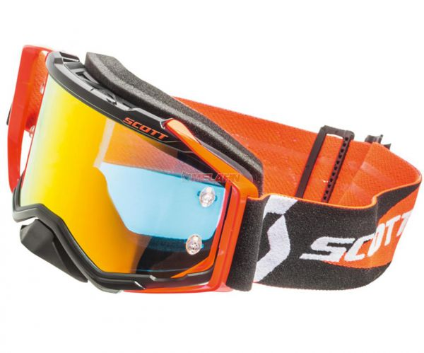 SCOTT Brille: Prospect KTM, schwarz/orange