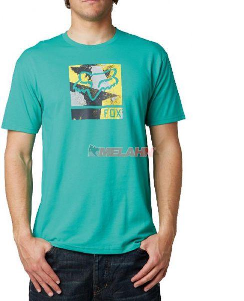 FOX T-Shirt: Grisler, grün