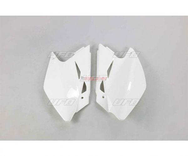 UFO Seitenteile(Paar) KXF 450 06-08, weiß