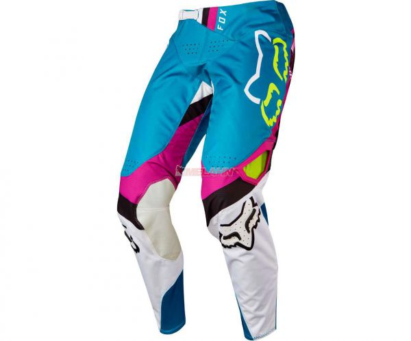 FOX Hose: 360 Rohr, blau/weiß/pink