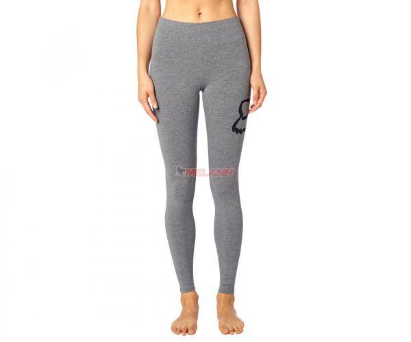 FOX Girls Hose: Enduration Legging, grau