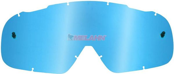 FOX Ersatzglas AIR SPACE: blau