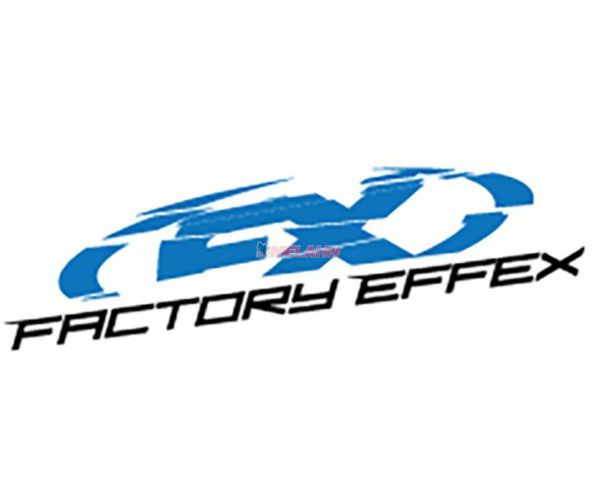 FX Aufkleber Factory Effex, blau