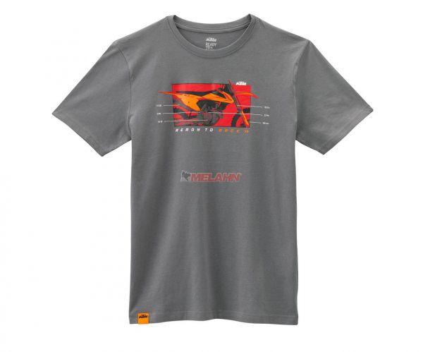 KTM T-Shirt: Emphatic, grau