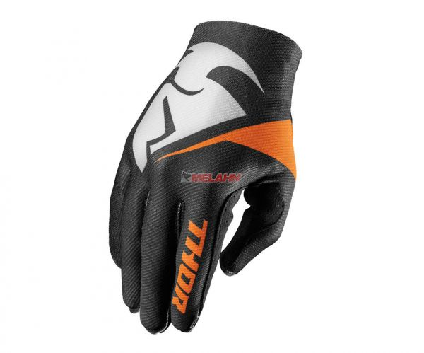 THOR Handschuh: Invert Flection, schwarz/orange