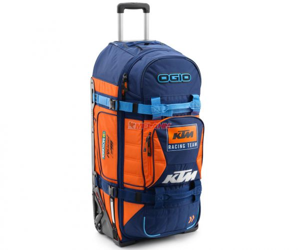 KTM Tasche: Replica Travel Bag 9800, blau/orange