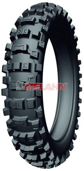 MICHELIN Reifen: AC10 100/90-19 (mit Straßenzulassung)