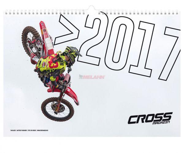 CROSS MAGAZIN Kalender 2017, DIN A3