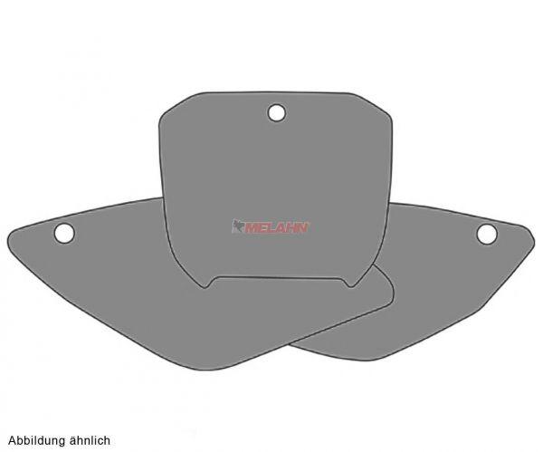 FX Starttafelfolie HVA CR 125/250 00-04, schwarz
