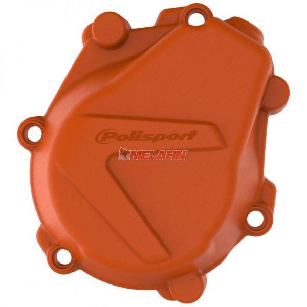 POLISPORT Zündungsdeckelschutz 450 SX-F 16-, orange