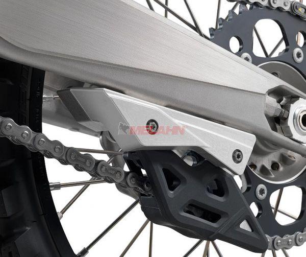 KTM Aluminium-Kettenführungsaufnahme-Schutz SX 07- / EXC/SMR 08-