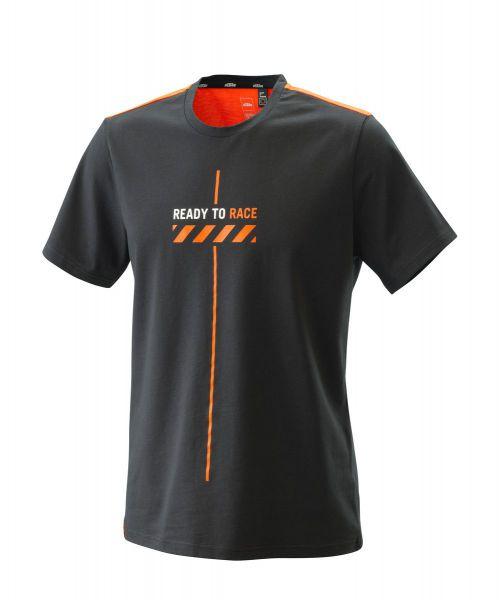 KTM T-Shirt: Pure Style, schwarz