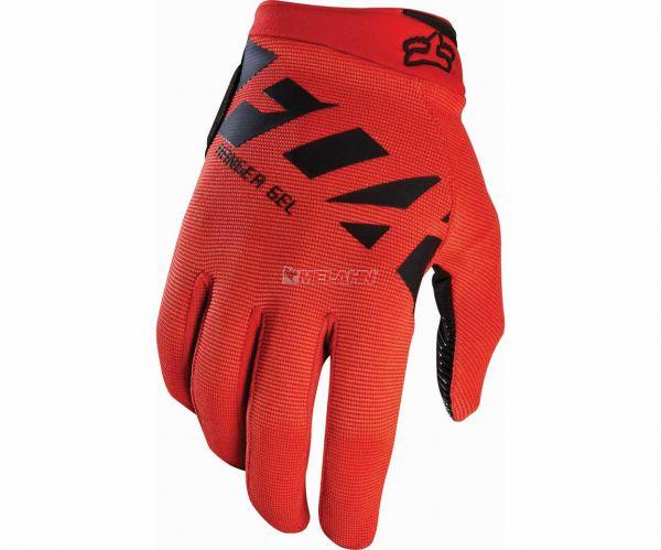 FOX MTB-Handschuh: Ranger Gel, rot