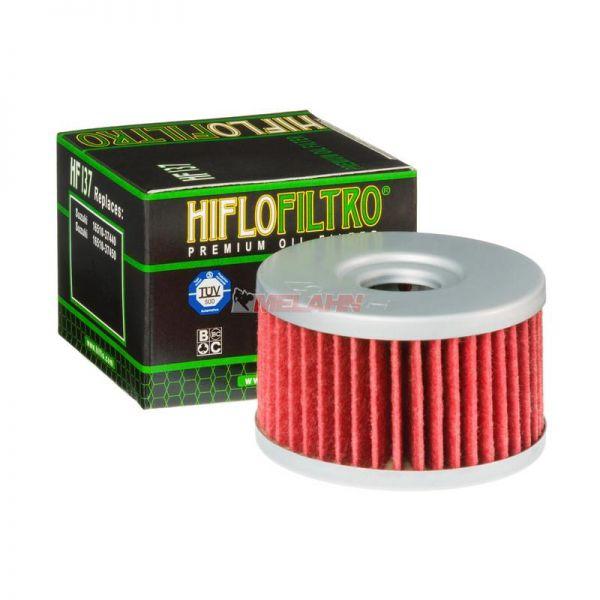 HIFLO Ölfilter HF137, Suzuki DR 600-800 1990-2003