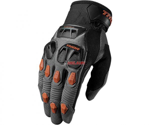 THOR Handschuh: Defend, orange