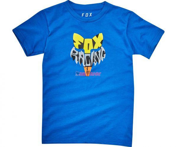 FOX Kids T-Shirt: Lyruh, blau
