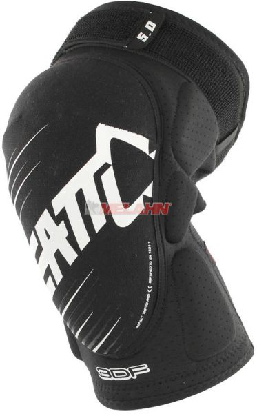 LEATT Knieprotektor (Paar): 3DF 5.0, schwarz
