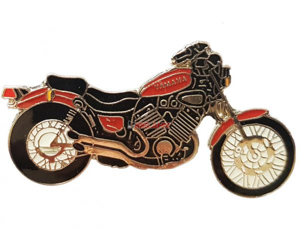 Pin YAMAHA XV 535, rot
