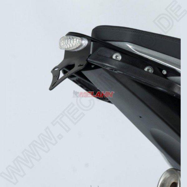 R&G Kennzeichenhalter 690 Duke / R 2012-, getöntes Rücklichtglas