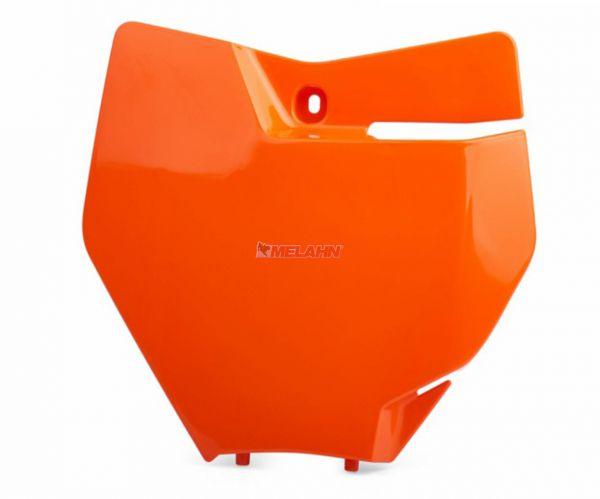 POLISPORT Starttafel KTM SX 16-18, orange