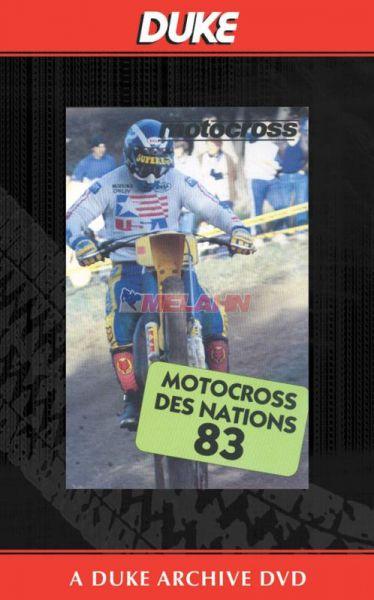 DVD: MX des Nations 1983 Belgien