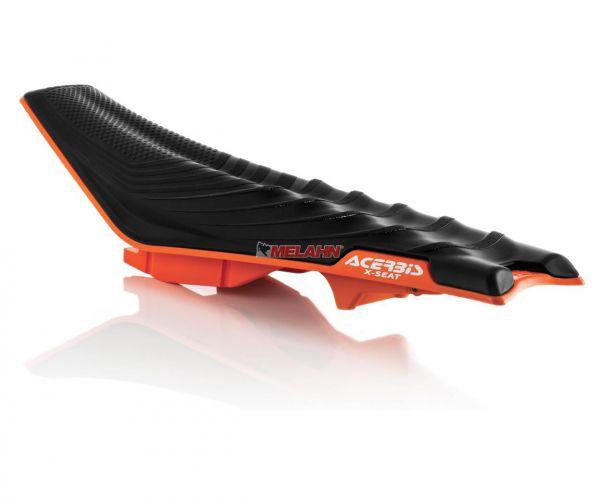 ACERBIS Sitzbank X-Seat hart, schwarz, SX 16-18 / EXC 17-19