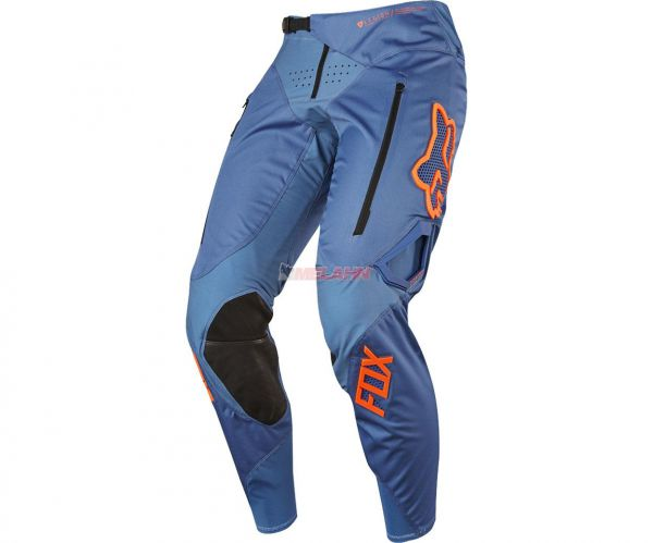 FOX Hose: Legion, blau/orange