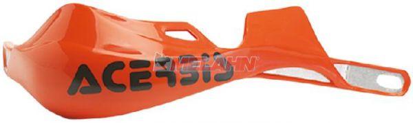 ACERBIS Handprotektor (Paar): Rally Pro (ohne Anbaukit), orange