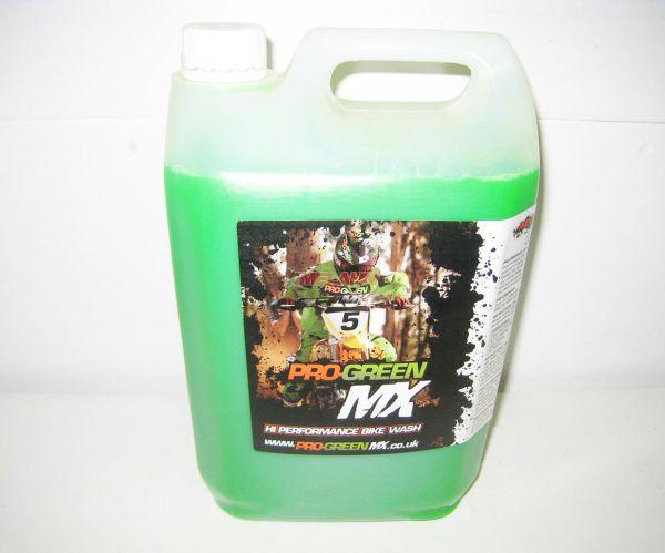 PRO GREEN MX-Reiniger, Konzentrat 5l