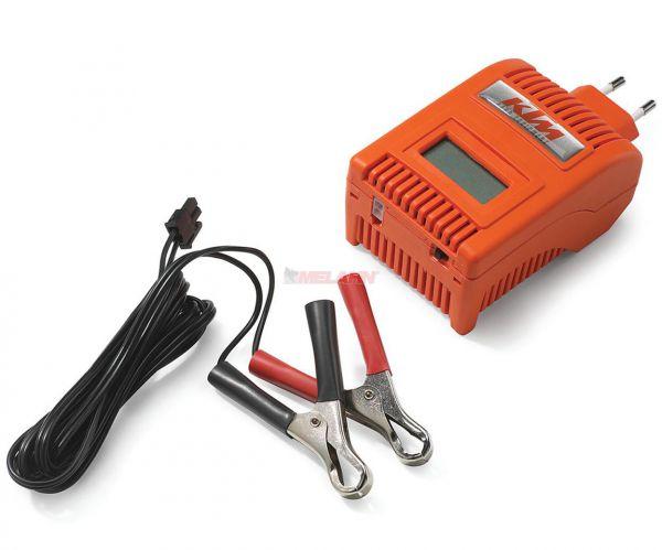 KTM Batterielade- und Testgerät