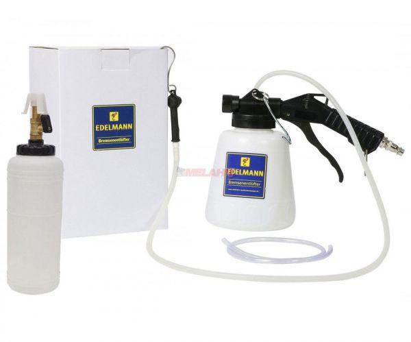 MT Bremsenentlüftungsgerät mit Pressluftflasche