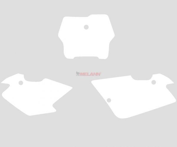BLACKBIRD Starttafelfolie HVA TC 400-570 01-04, weiß