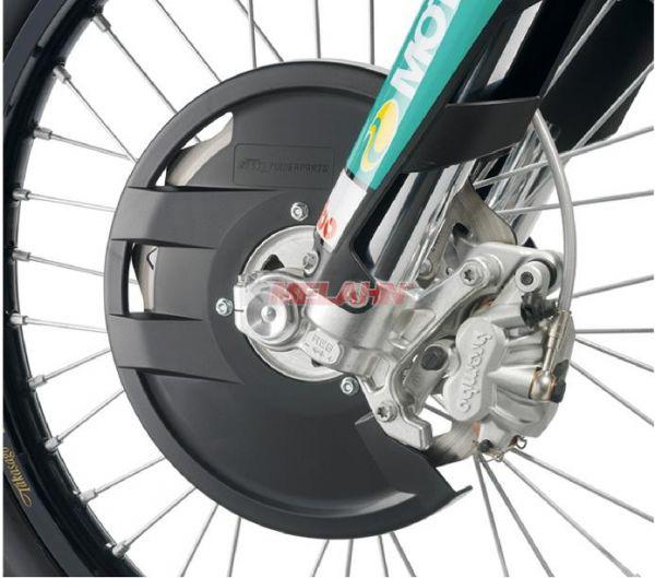 KTM Bremsscheibenabdeckung vorne, schwarz, Freeride / 85 SX