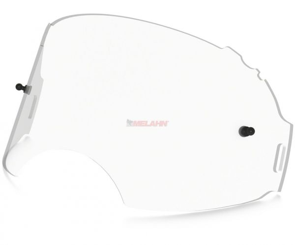 OAKLEY Ersatzglas Airbrake MX, klar