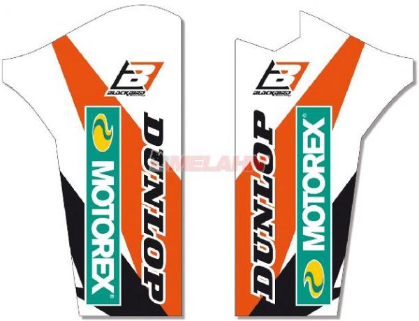 BLACKBIRD Gabelschutzaufkleber (Paar) KTM SX/EXC