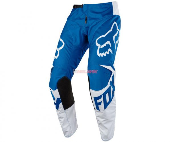 FOX Youth Hose: 180 Race, blau
