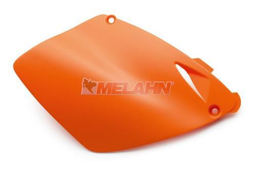 KTM Seitenteil rechts, SX/EXC 125-525 98-03, orange