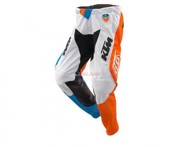 KTM TLD Hose: SE Slash AIR, weiß