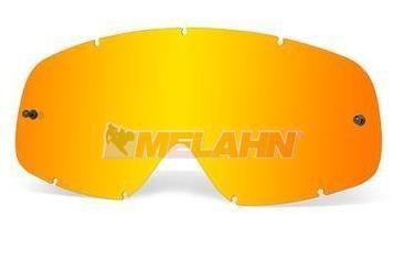 OAKLEY Spiegelglas O-Frame, fire iridium (rot)