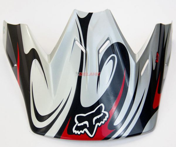 FOX Helmschirm: Visor V3 Replica James Stewart