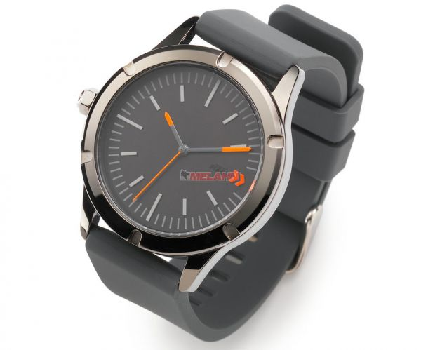 KTM Armbanduhr: Girls, schwarz/orange