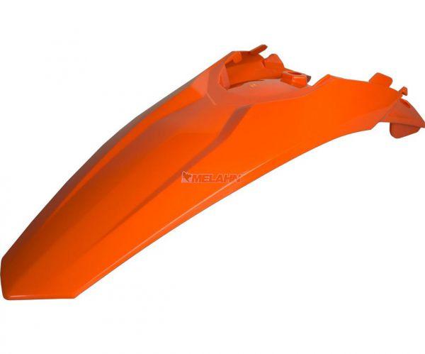POLISPORT Koflügel hinten, KTM SX 11-15 / SMR 12-14 / EXC 12-16, orange